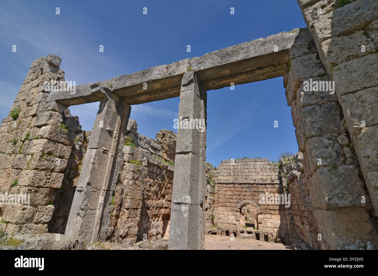 Greek Architecture greece ancient architecture stock photos & greece ancient