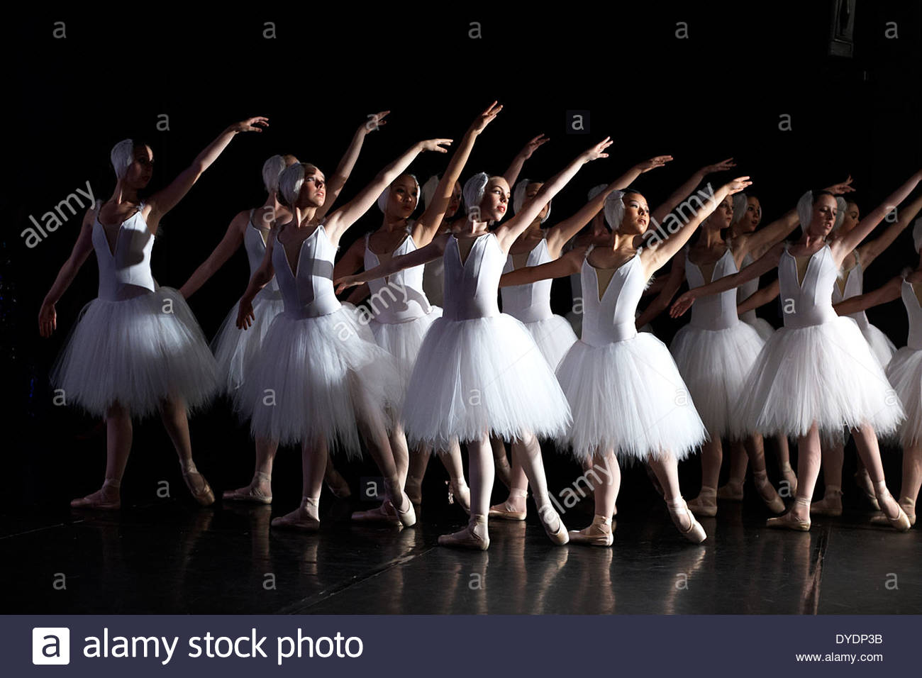 Group Of Ballet Dancers 99