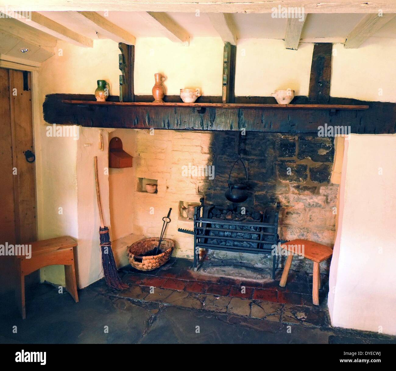 16th Century Fireplace Hearth A D Stock Photos & 16th Century ...