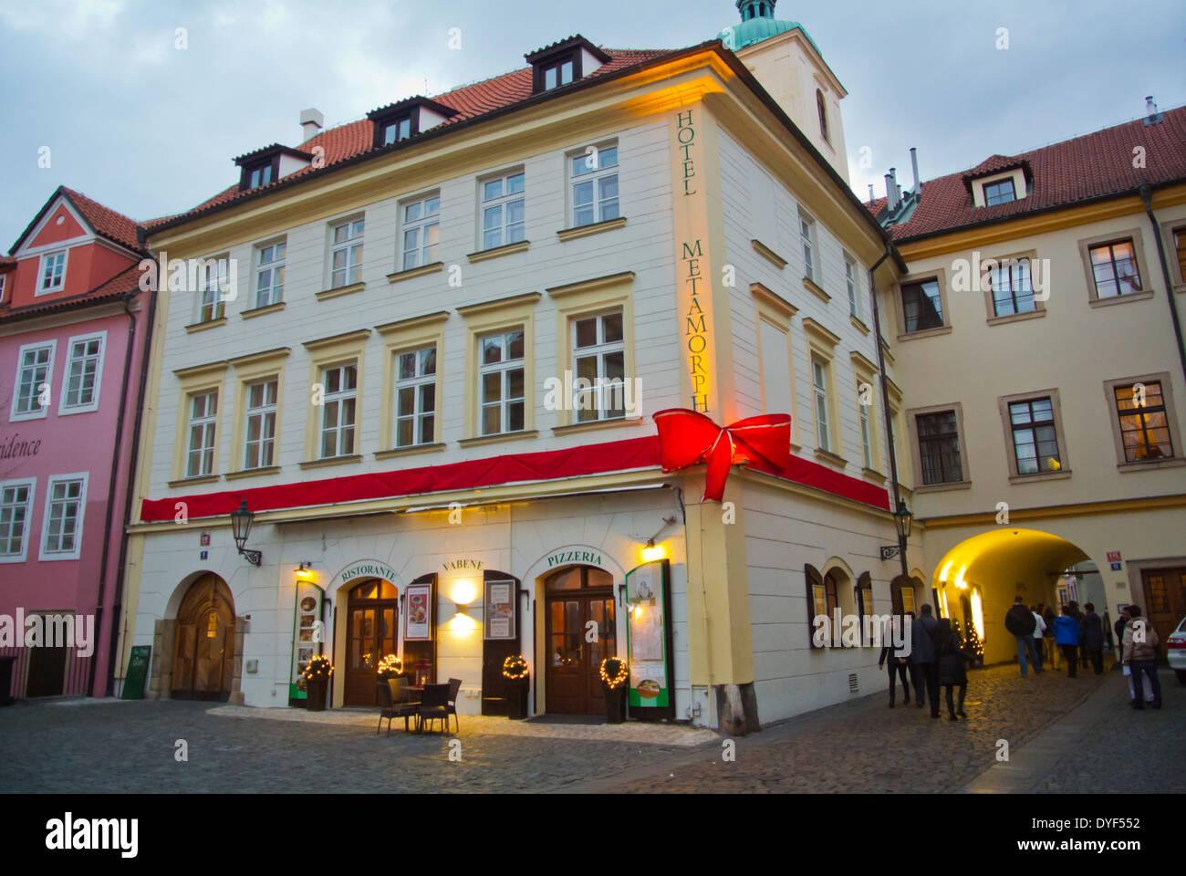 Hotel metamorphis ungelt courtyard old town prague for Europe hotel prague
