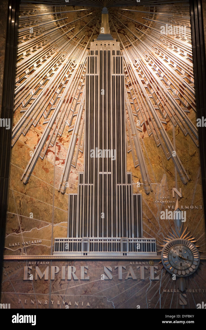 Empire State Building Inside Images