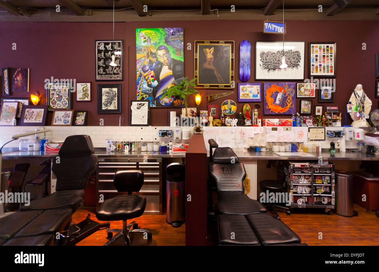 freak chic tattoo shop hollywood blvd hollywood los