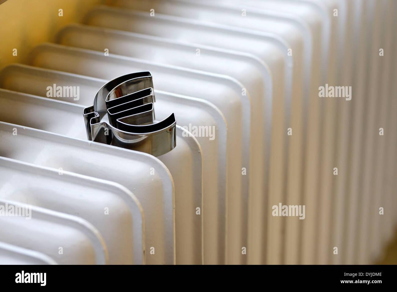 Alte Heizkörper alter rippenheizkörper mit eurozeichen abwrackprämie für alte stock