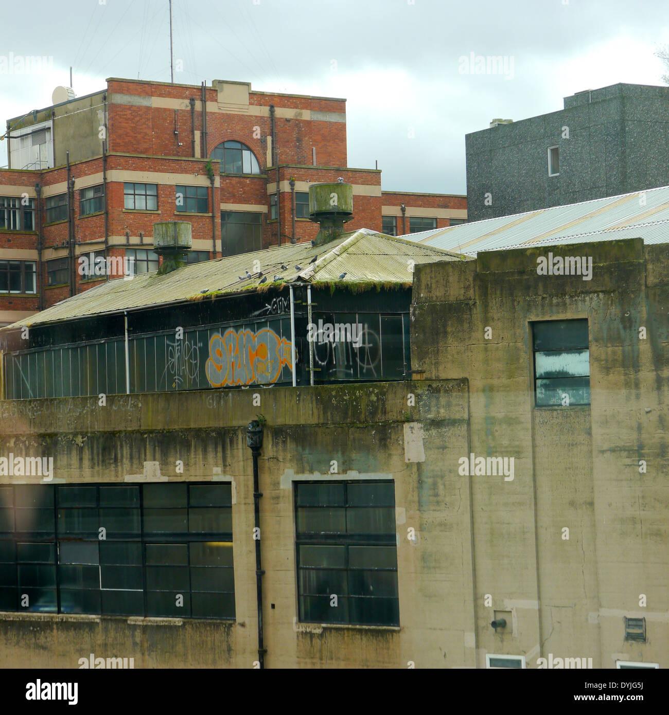 Abandoned Buildings Newcastle Uk