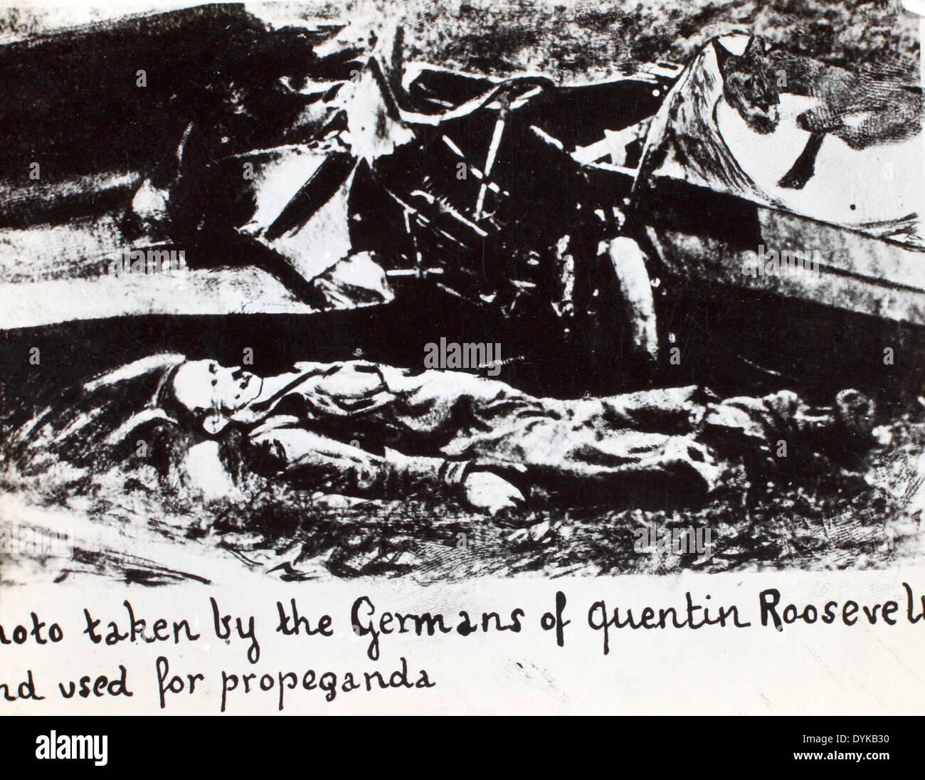 Quentin Roosevelt Crash Site