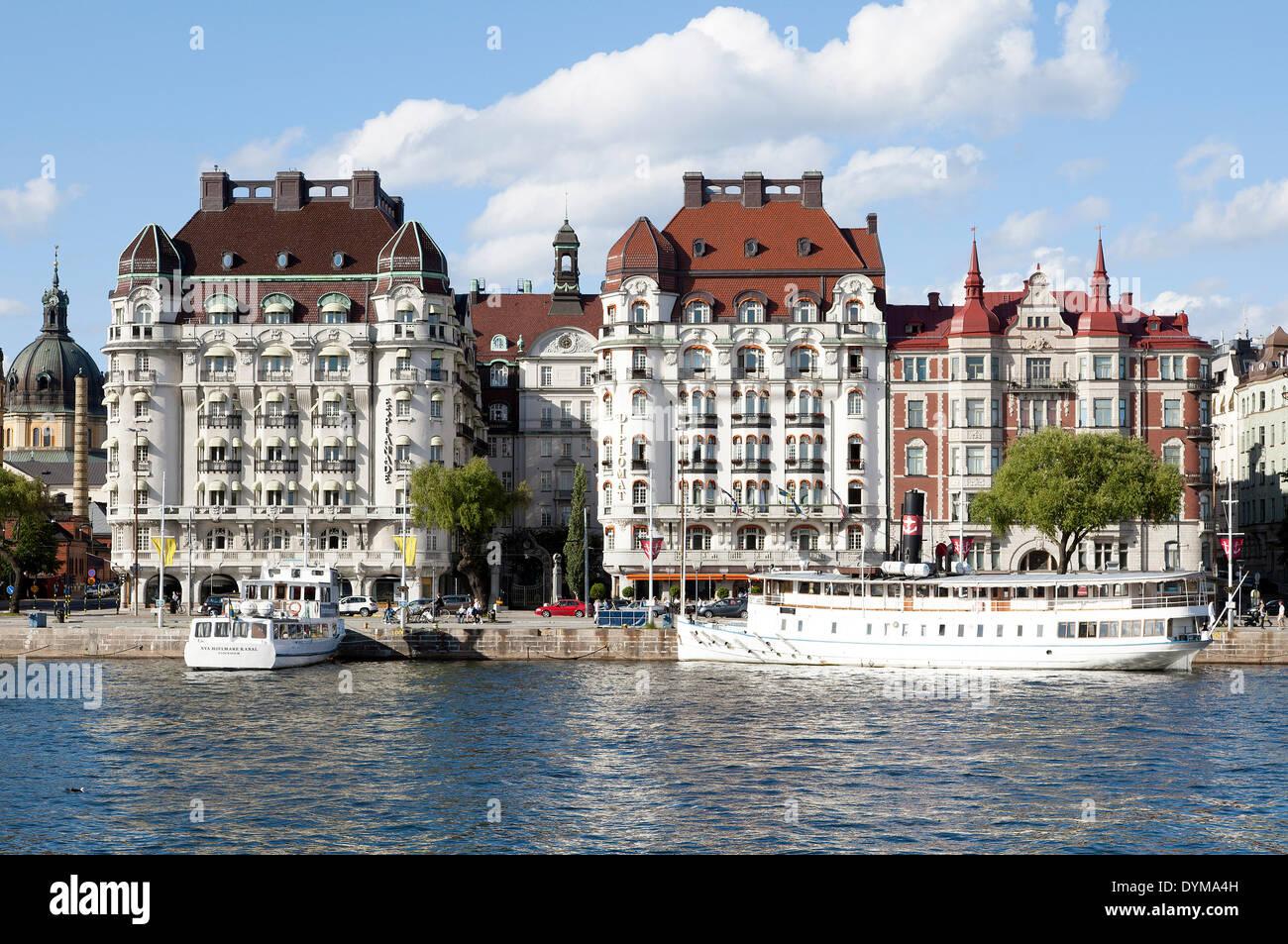 Hotel esplanade and hotel diplomat boulevard strandv gen for Hotel stockholm