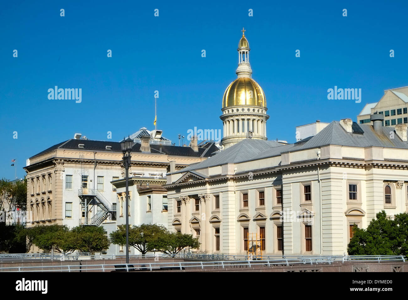 State Capitol Building Statehouse Trenton New Jersey