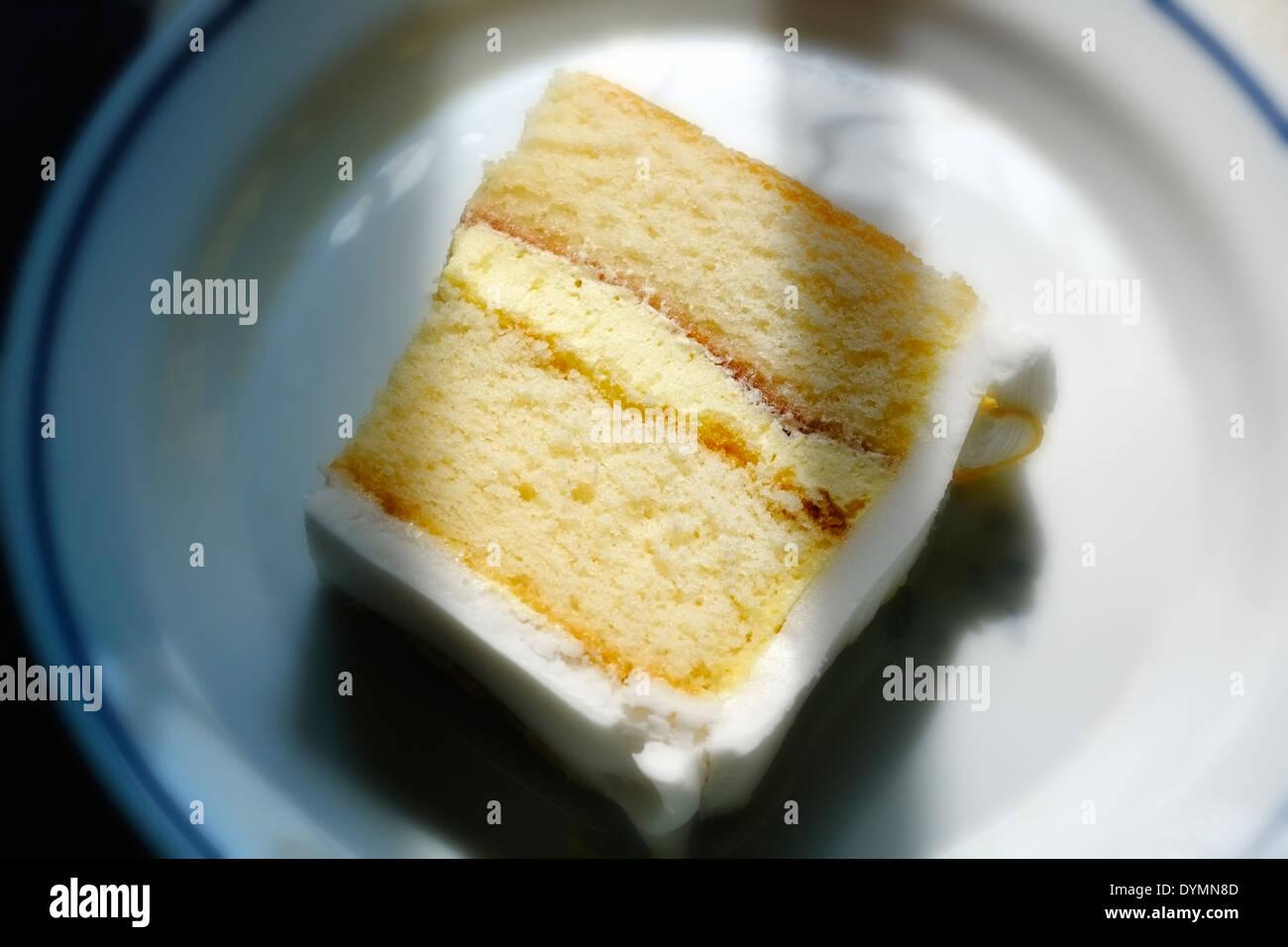 Unhealthy Sponge Cake