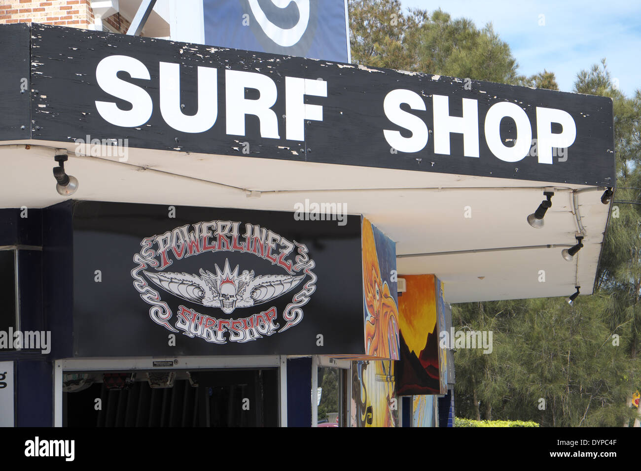 Surf Shop Store In Narrabeen On Sydneys Northern Beaches