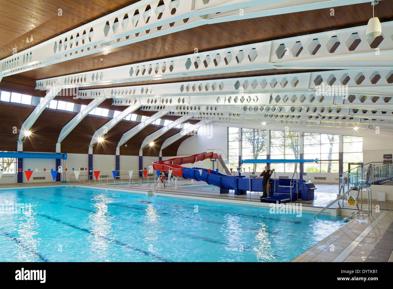 birtley swimming pool durham stock photo royalty free image 68768869 alamy
