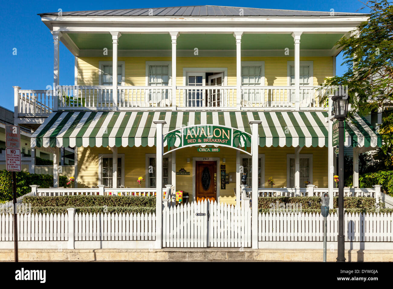 Avalon Key West Florida Bed And Breakfast