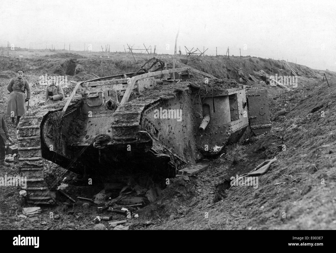 the battle of cambrai 1917 Cambrai was the last - and most influential - battle fought by the british on the  western front in 1917 with many of the allies on the brink of collapse, only  britain.