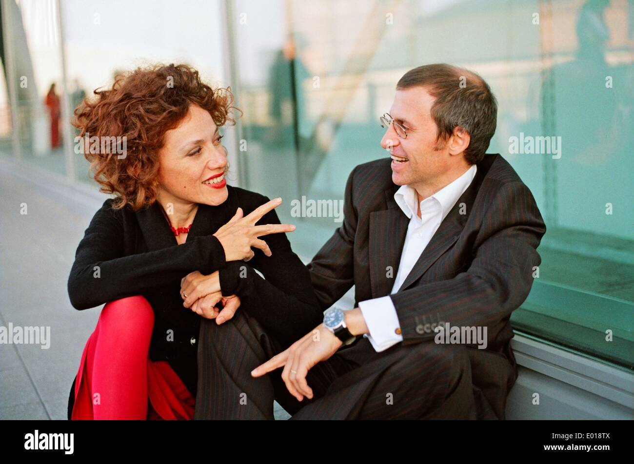 Uncategorized Sorti francesco sorti and rita monaldi 2007 stock photo royalty free 2007