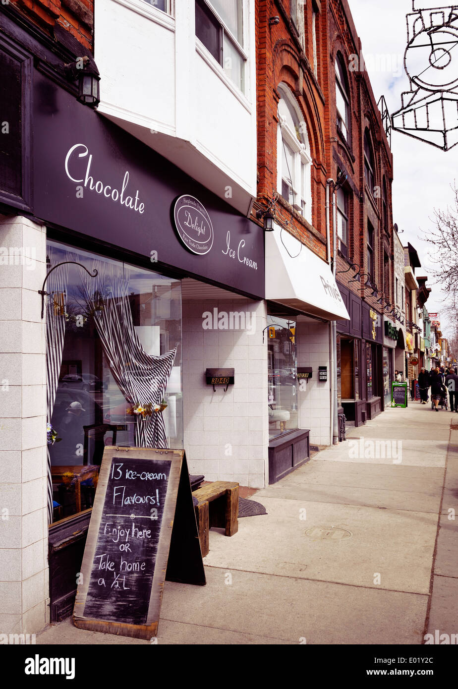 Delight handmade organic fair trade chocolate cafe shop at the ...