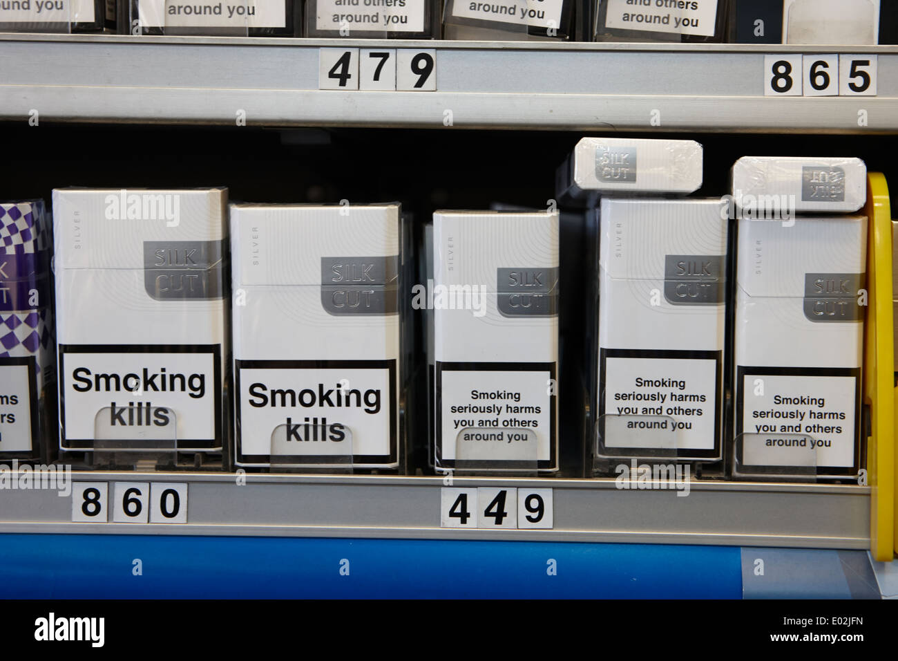 Retail price of cigarettes Viceroy in Europe