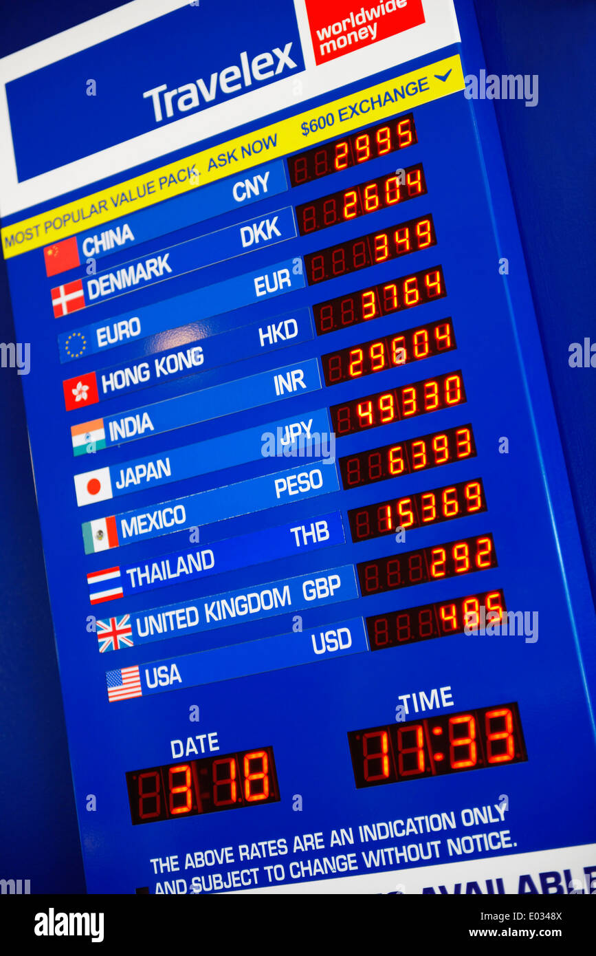 Travelex Australia Exchange Rates – Savings Tip – Order Travel Cash Online for Better Currency Rates Travelex provides an extensive and convenient branch network for people who prefer to do their foreign exchange in person at the local branch or last minute at the airport.