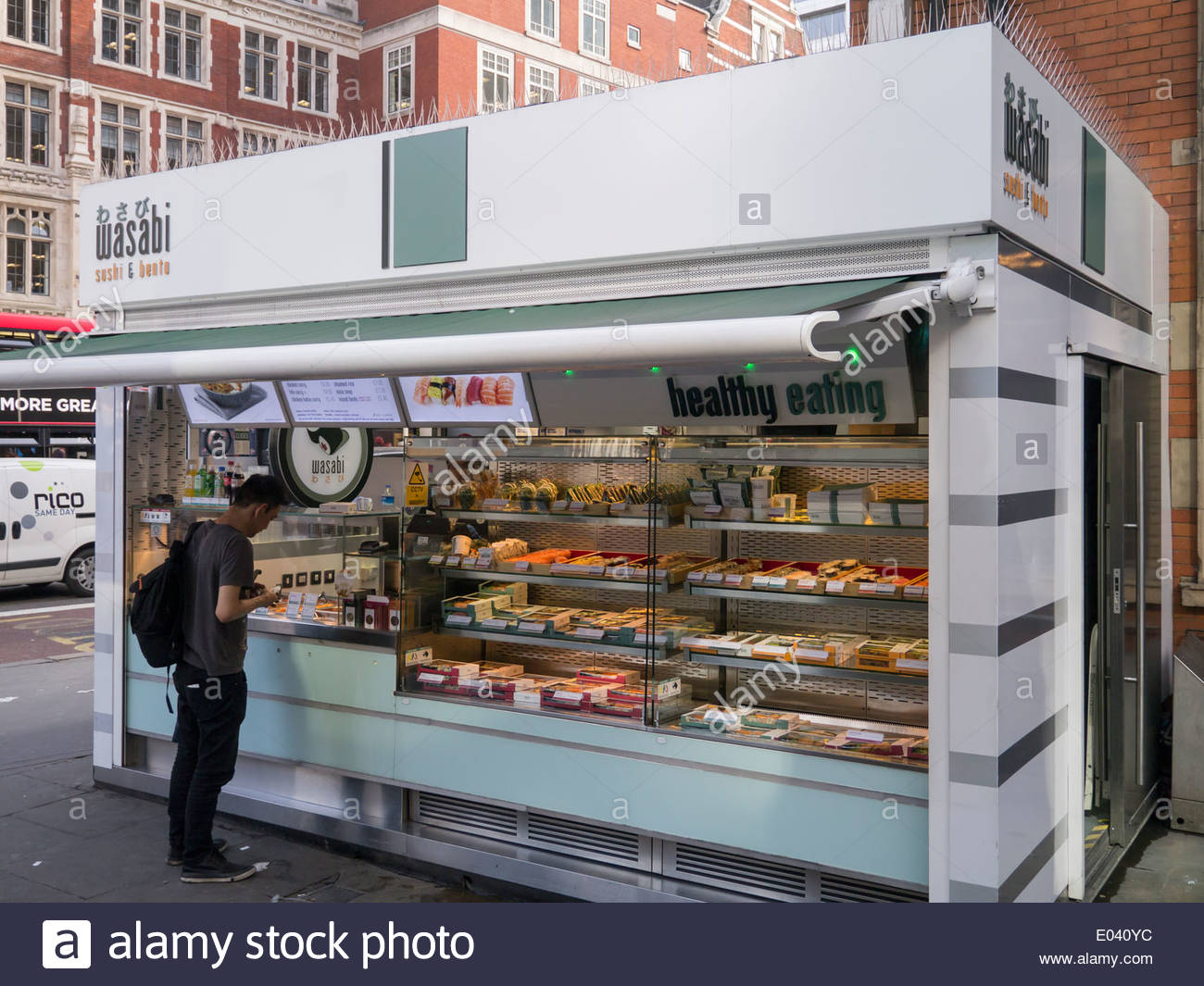 Food Near Liverpool Street Station