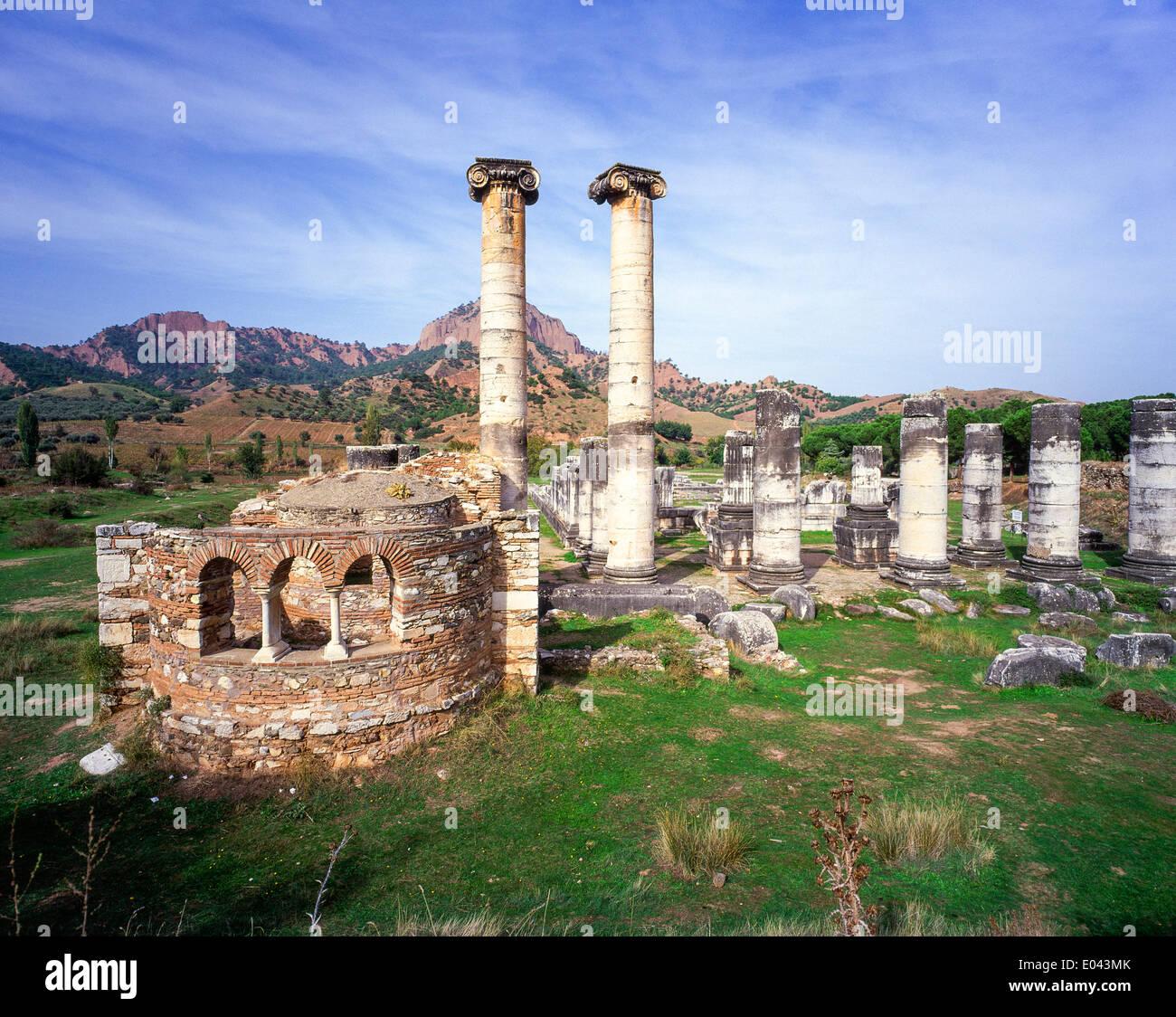 Sardis Turkey