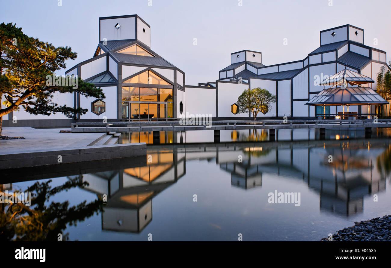 suzhou memorial i'm pei
