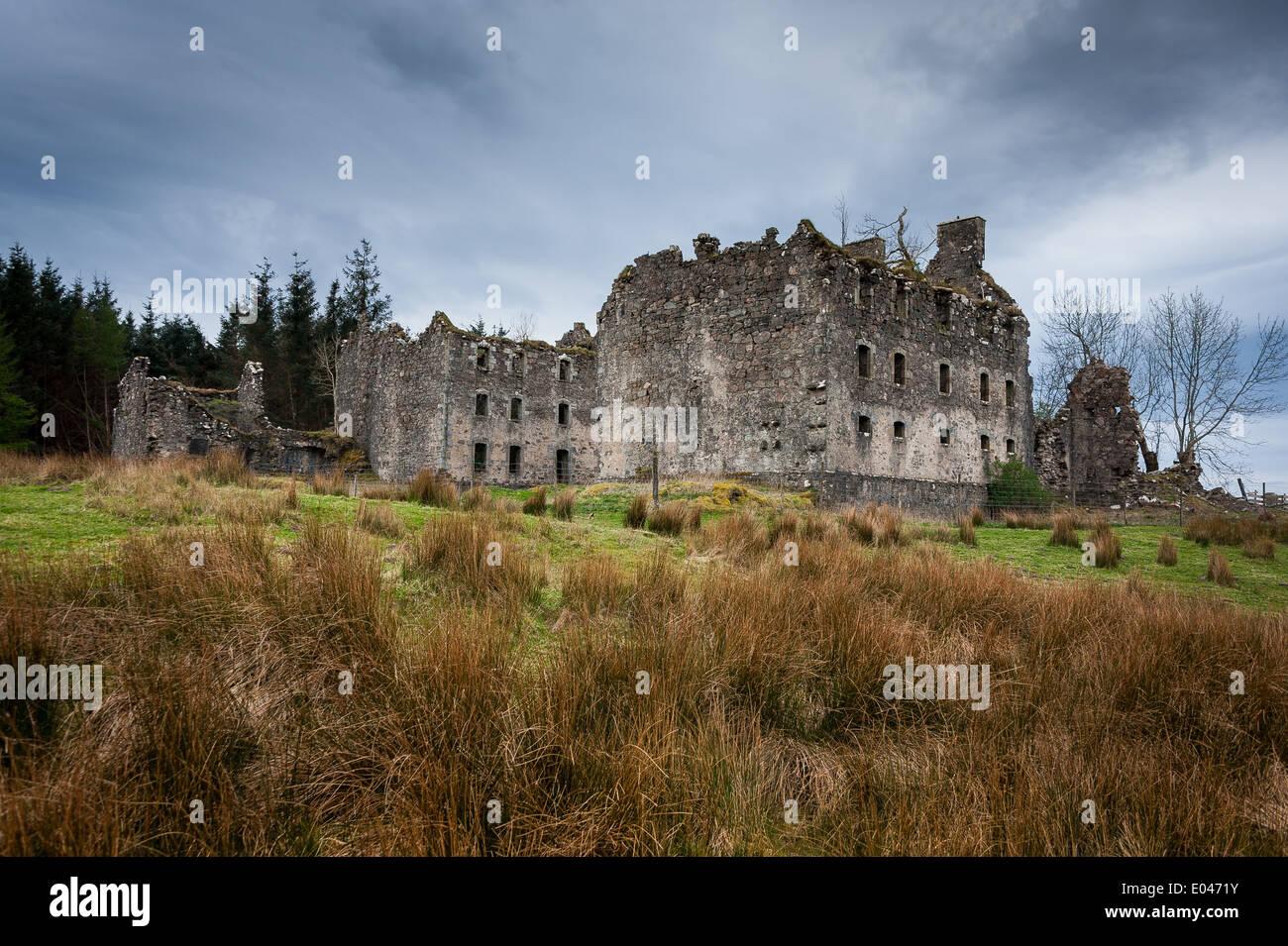 bernera barracks glenelg  scotland  uk stock photo all free download vector background all free download vector ai