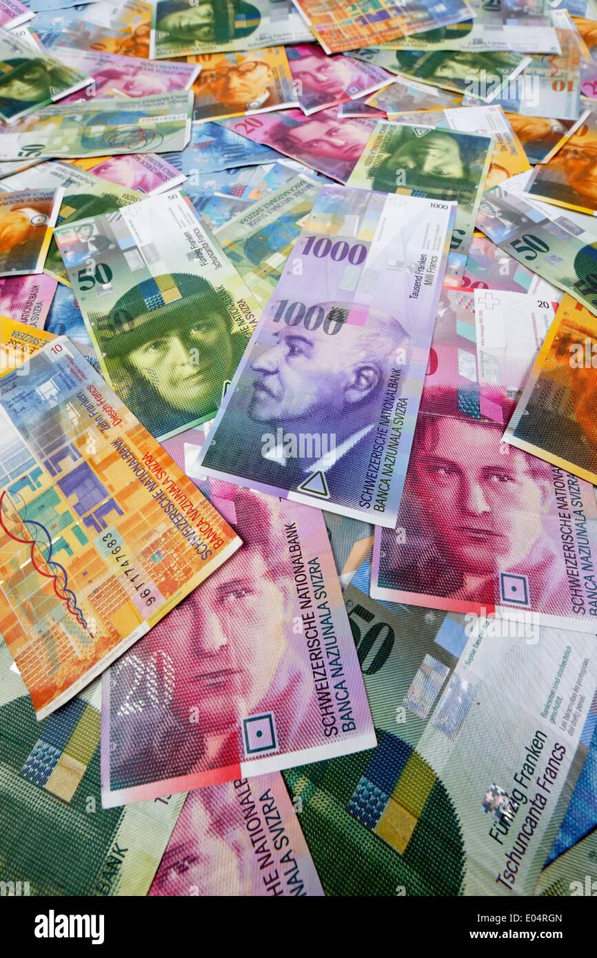 geld schweiz