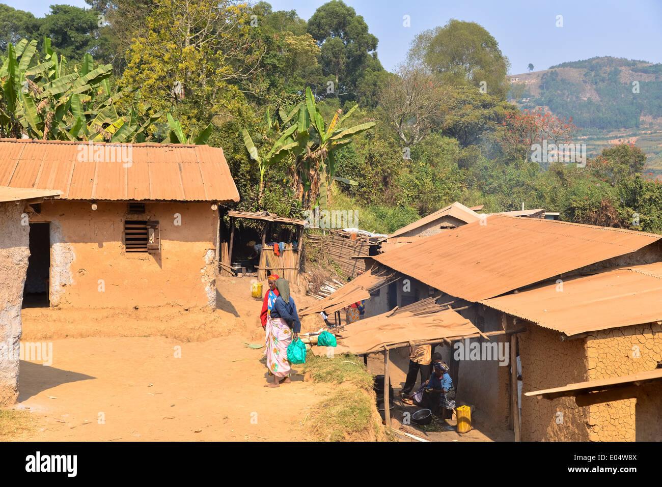 Houses in uganda