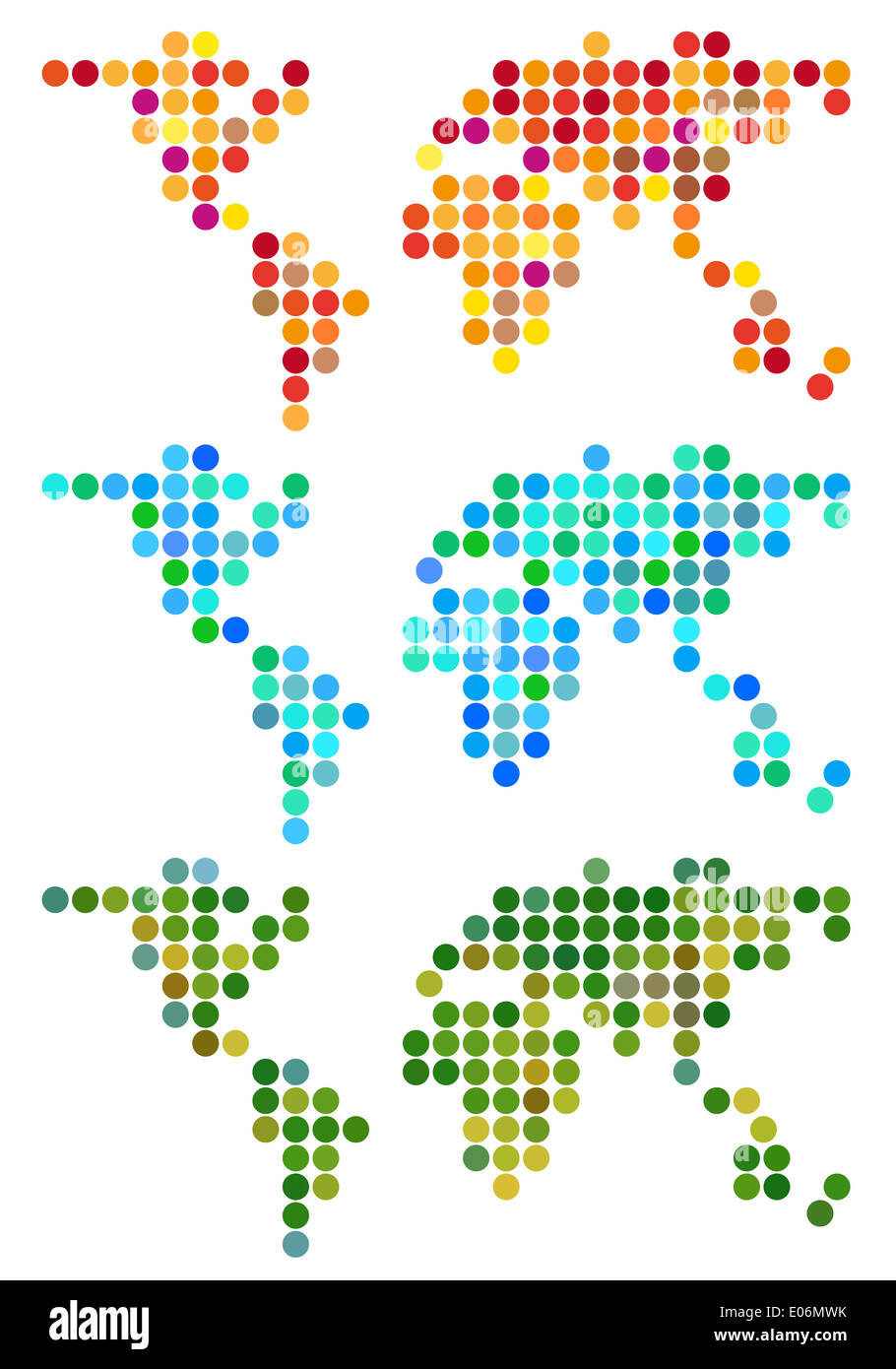 Abstract world maps with dot pattern map source nasa public abstract world maps with dot pattern map source nasa public domain gumiabroncs Images