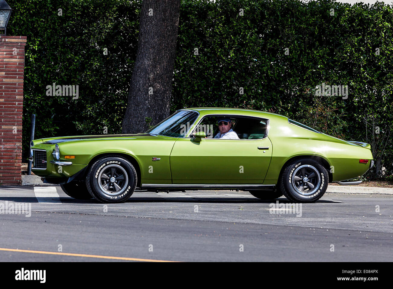 A 1970 Chevy Camaro Z28 Stock Photo Royalty Free Image