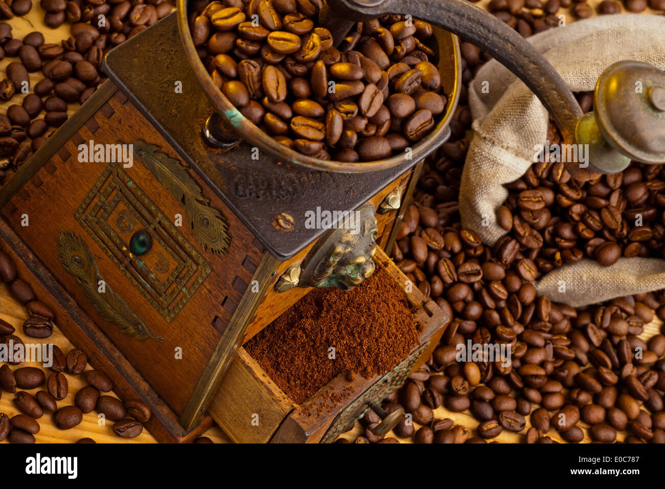 ground coffee stock photo - photo #10