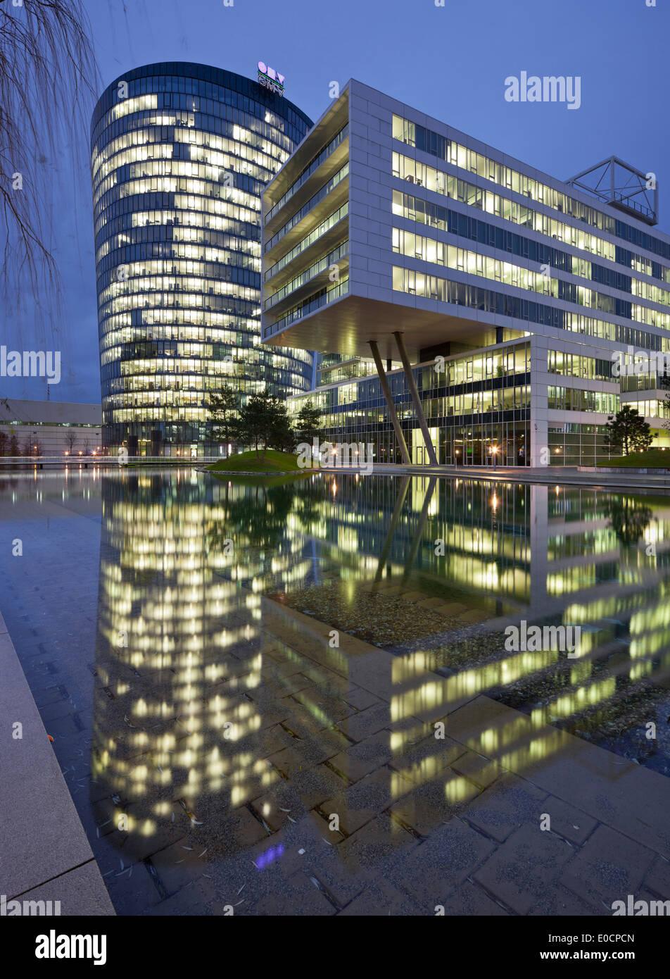 Modern Architecture Vienna vienna austria modern architecture stock photos & vienna austria