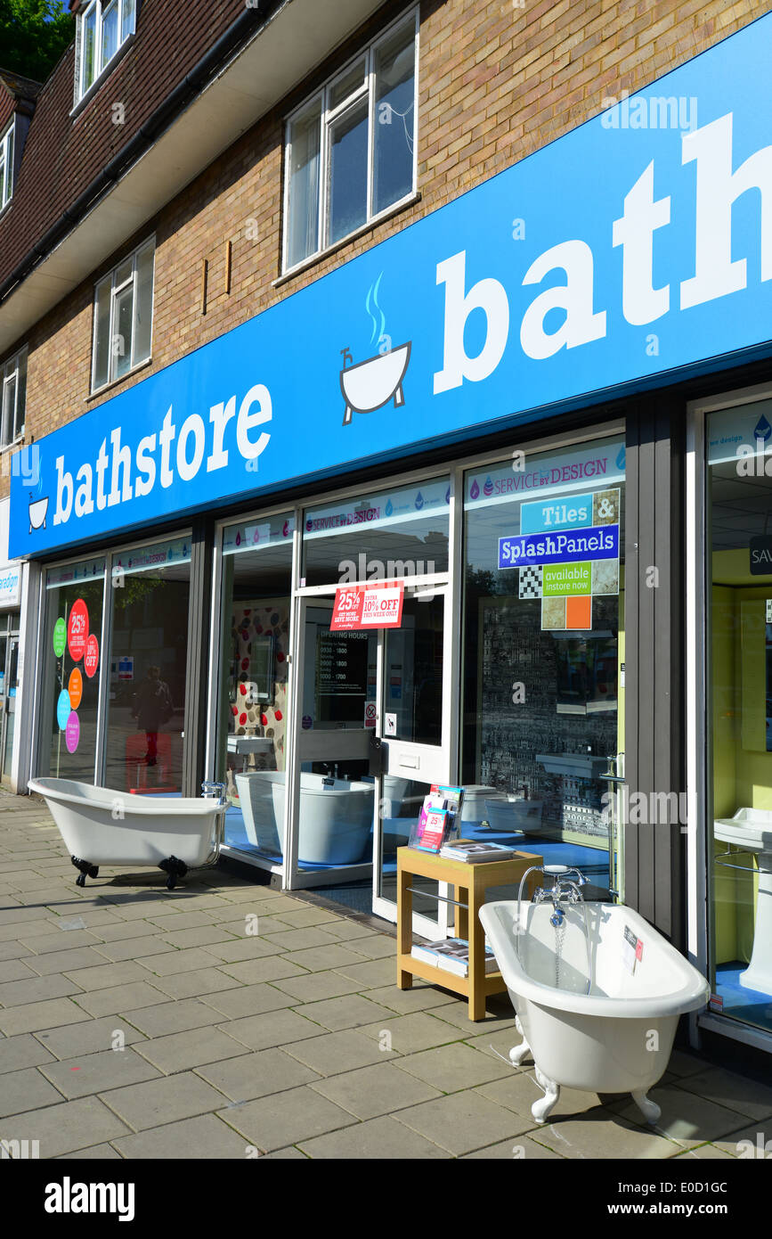 Bathstore bathroom store High Street Ruislip London Borough of Hillingdon  Greater London England United Kingdom. Bathstore Ruislip