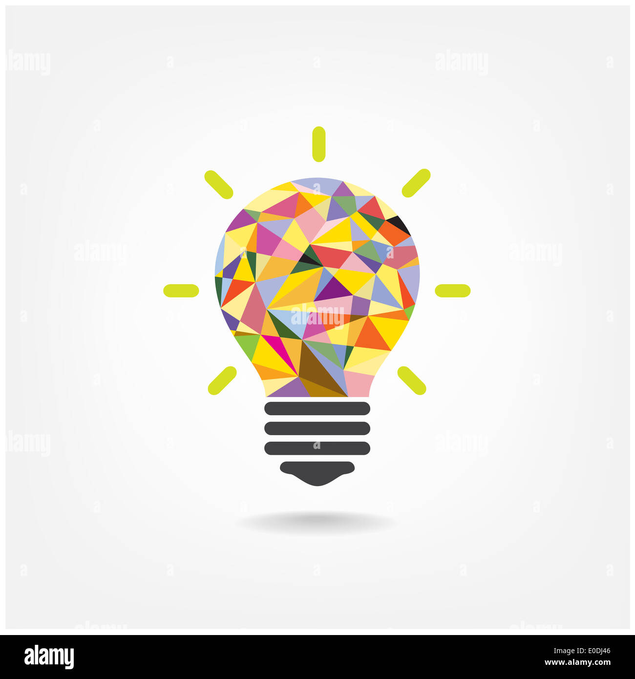 Free Energy Light Bulb Diagram Automotive Wiring Circuit Of Creative Idea Concept Background Design For How To Make Bulbs By Mail