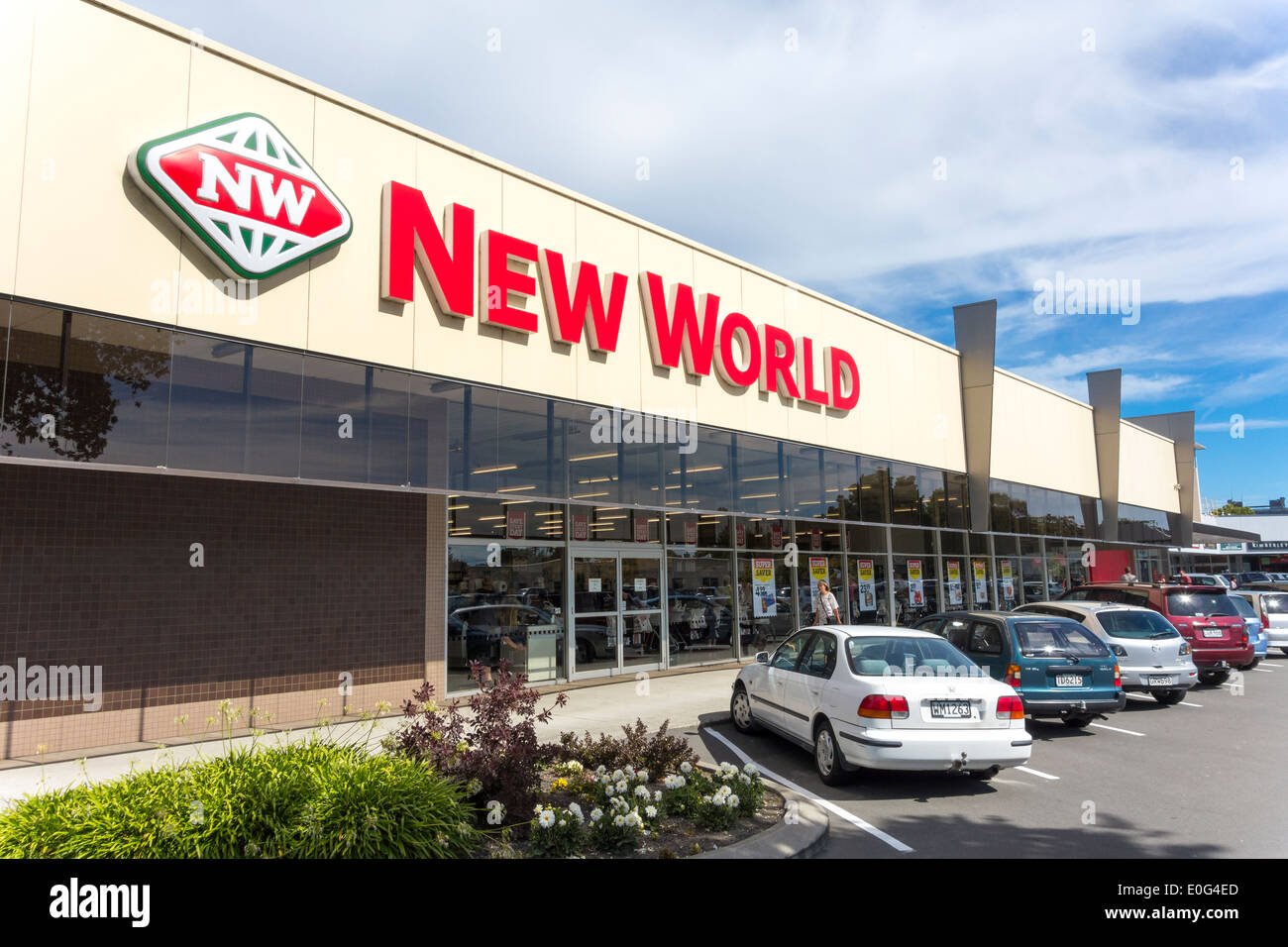 New world supermarket store christchurch new zealand stock for C furniture warehouse nz