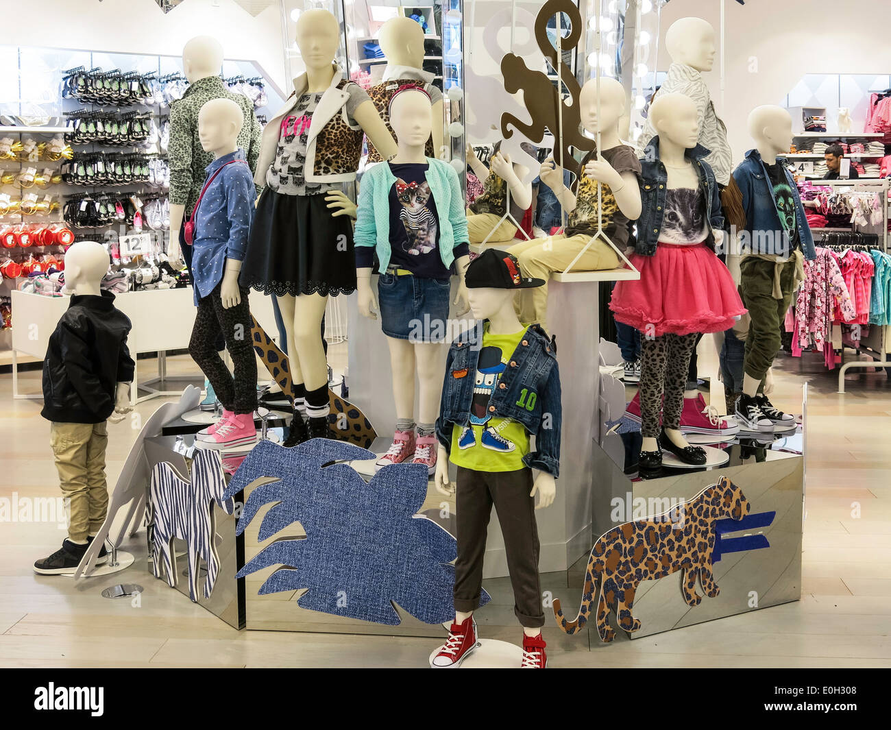 H&M is a Swedish retail clothing company known for bringing fashion and quality at the best prices. They provide clothing for men, women and children of all ages along with accessories and cosmetics. Reviews show that H&M's trendy fashions and quality of their products is .