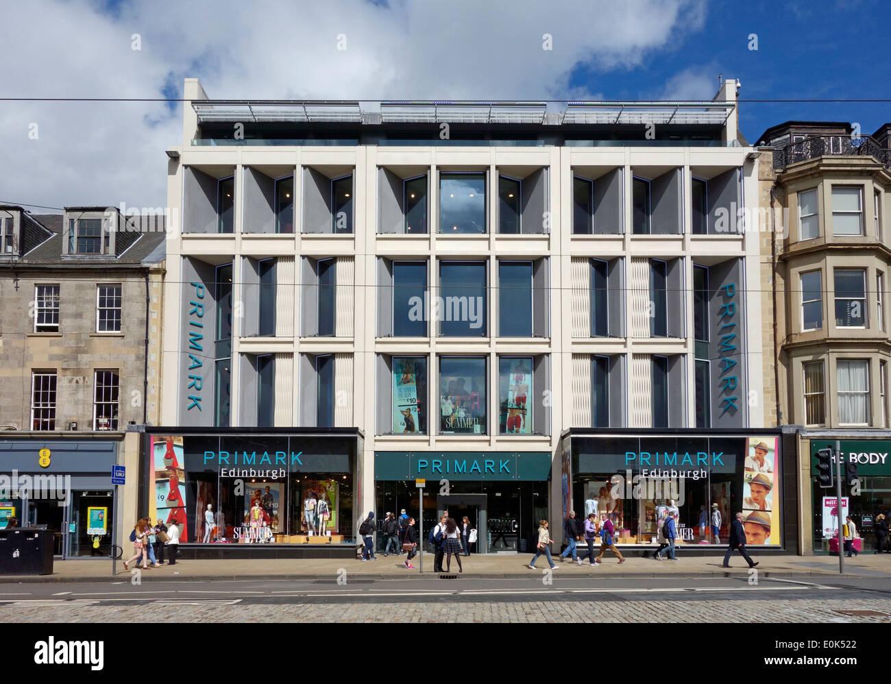 University of edinburgh clothing store
