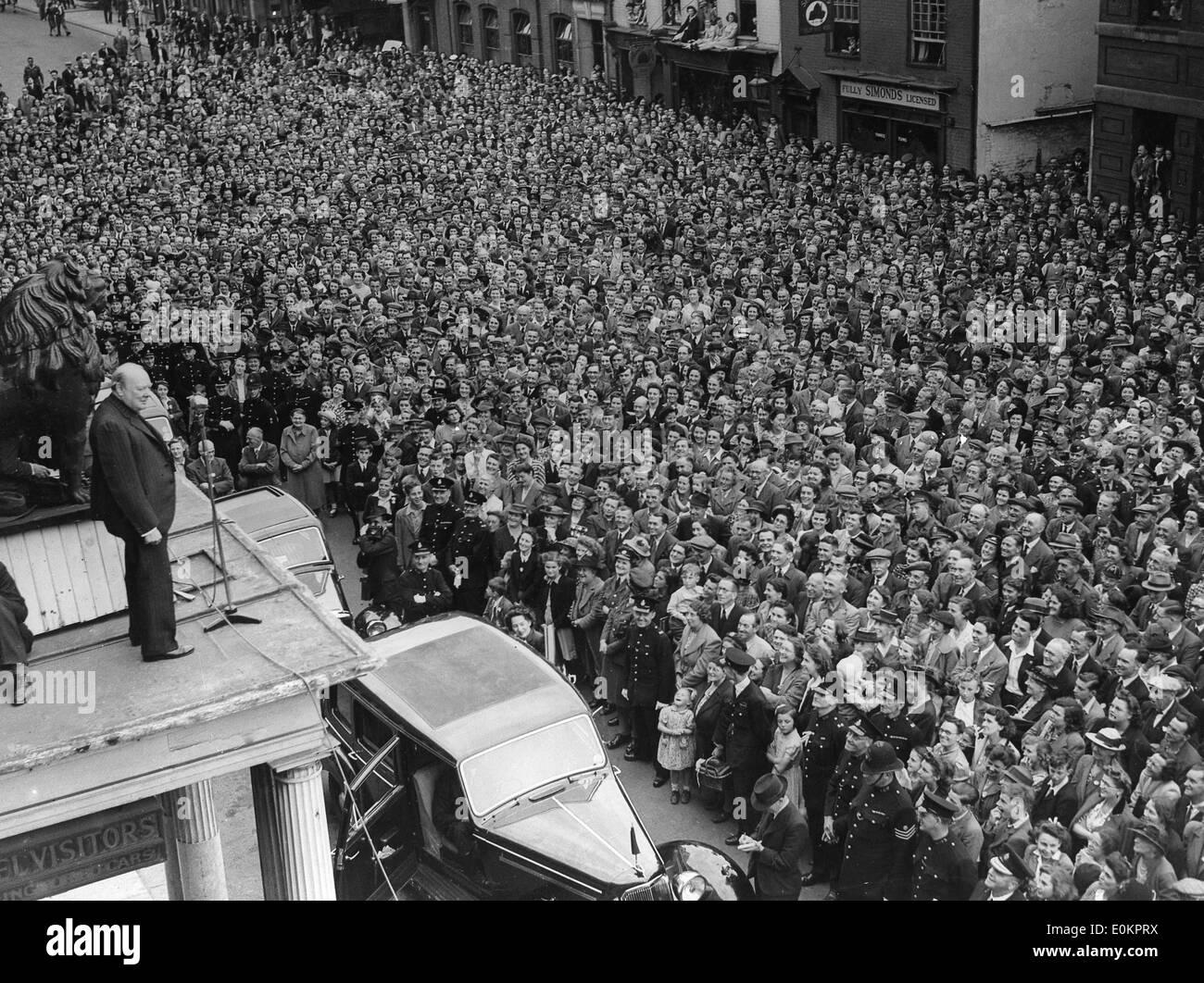 "winston churchill speech Speech analysis: winston churchill's ""iron curtain  on march 5, 1946, at westminster college in fulton, missouri, winston churchill delivered."