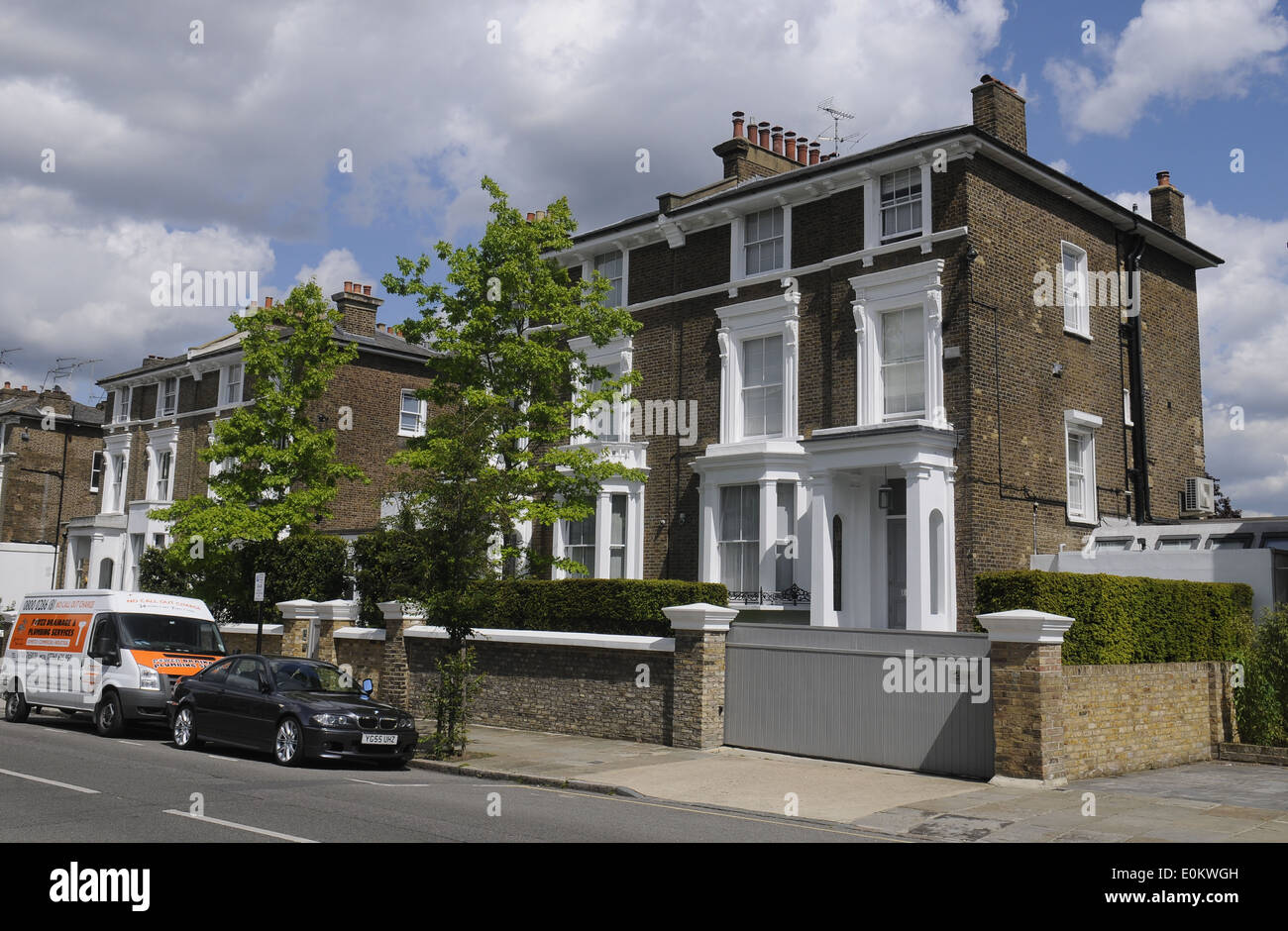 Gwyneth Paltrow Chris Martins London Home In Belsize ParkLondon UK