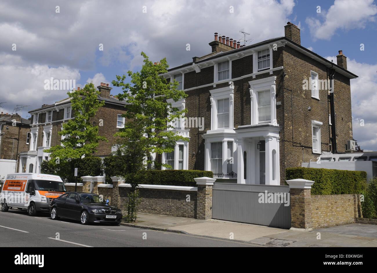 Gwyneth Paltrow Chris Martins London Home In Belsize ParkLondon UK