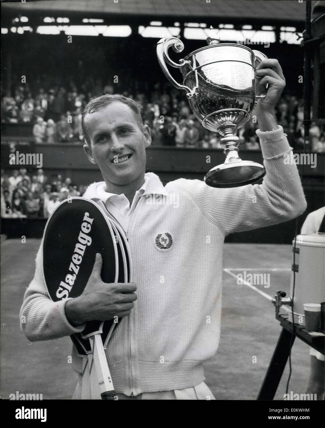 Jul 02 1950 Men s Singles Final At Wimbledon shows