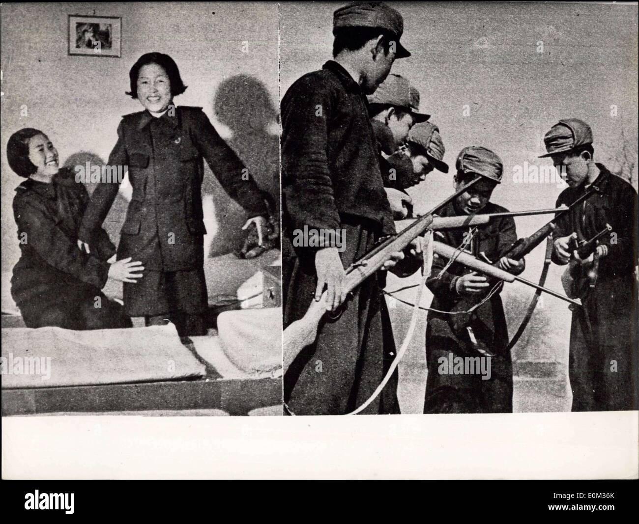 Churchill iron curtain speech cartoon - Iron Curtain Speech For Kids Apr 23 1953 North Korean Children In Eastern Germany As