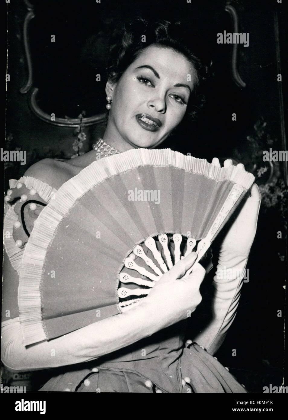 Yvonne De Carlo la contessa di castiglione