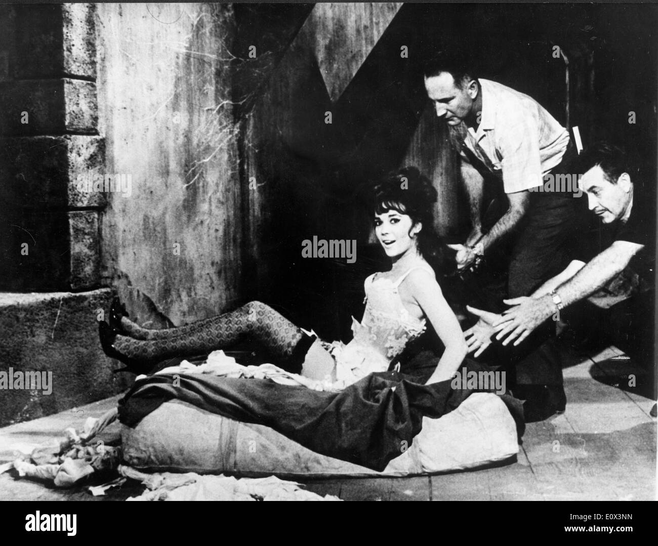 actress natalie wood in a scene from the great race