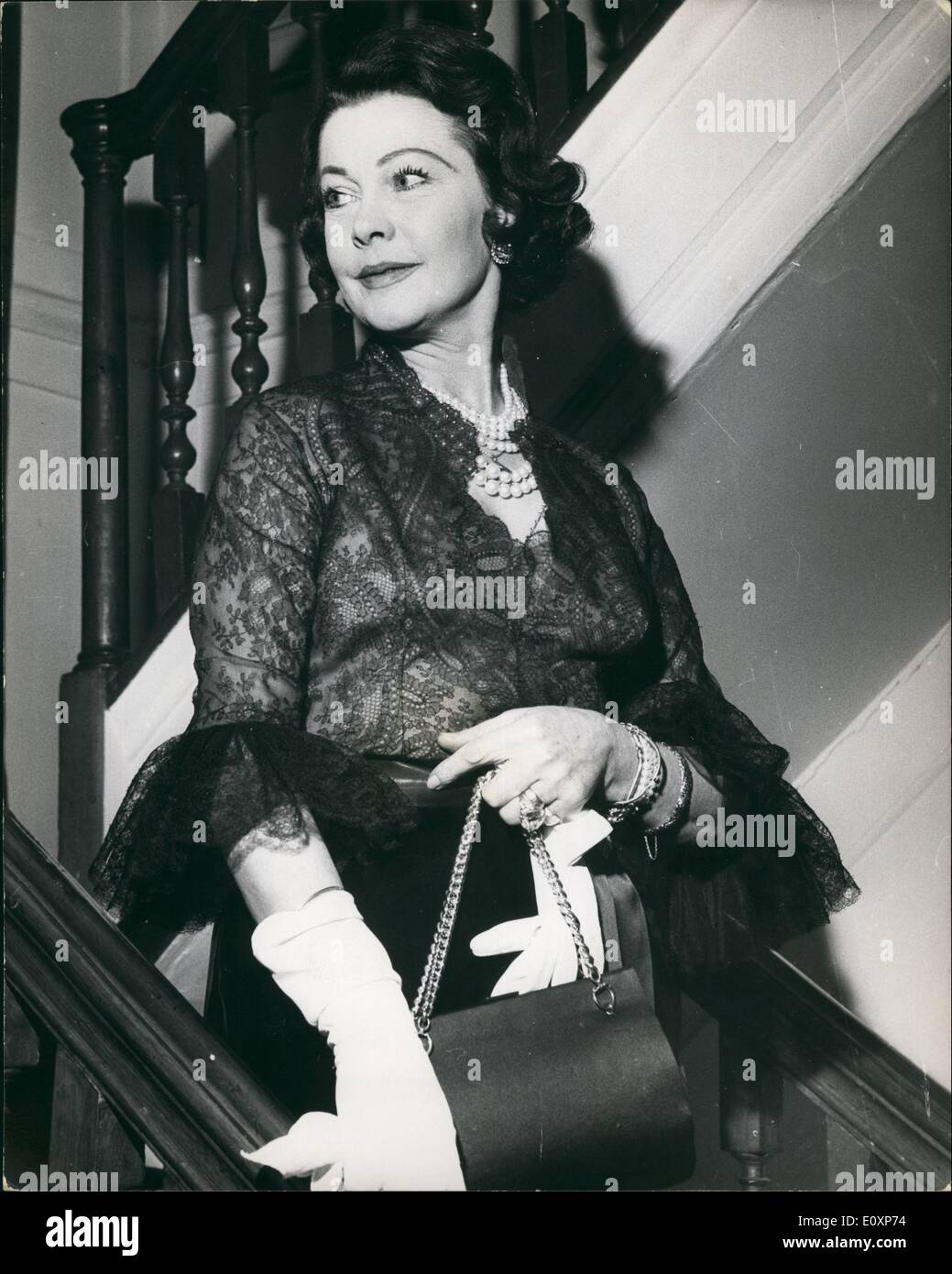 Jul. 07, 1967 - Vivien Leigh Dies: Vivien Leigh one of ...
