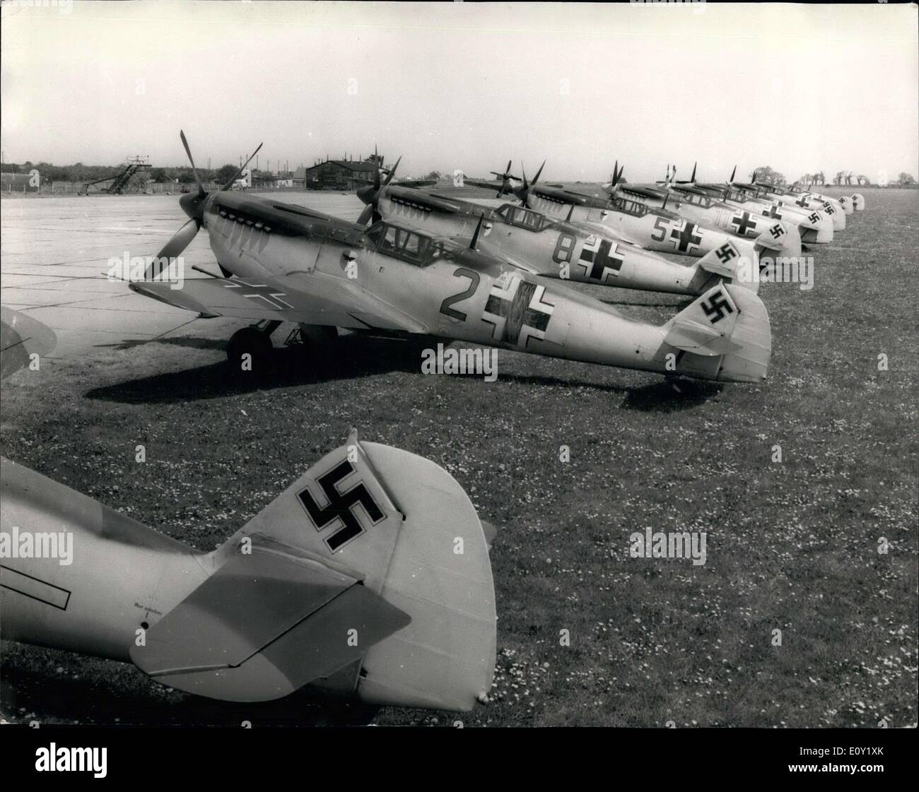 may 14 1968 german warplanes at manstonfor the