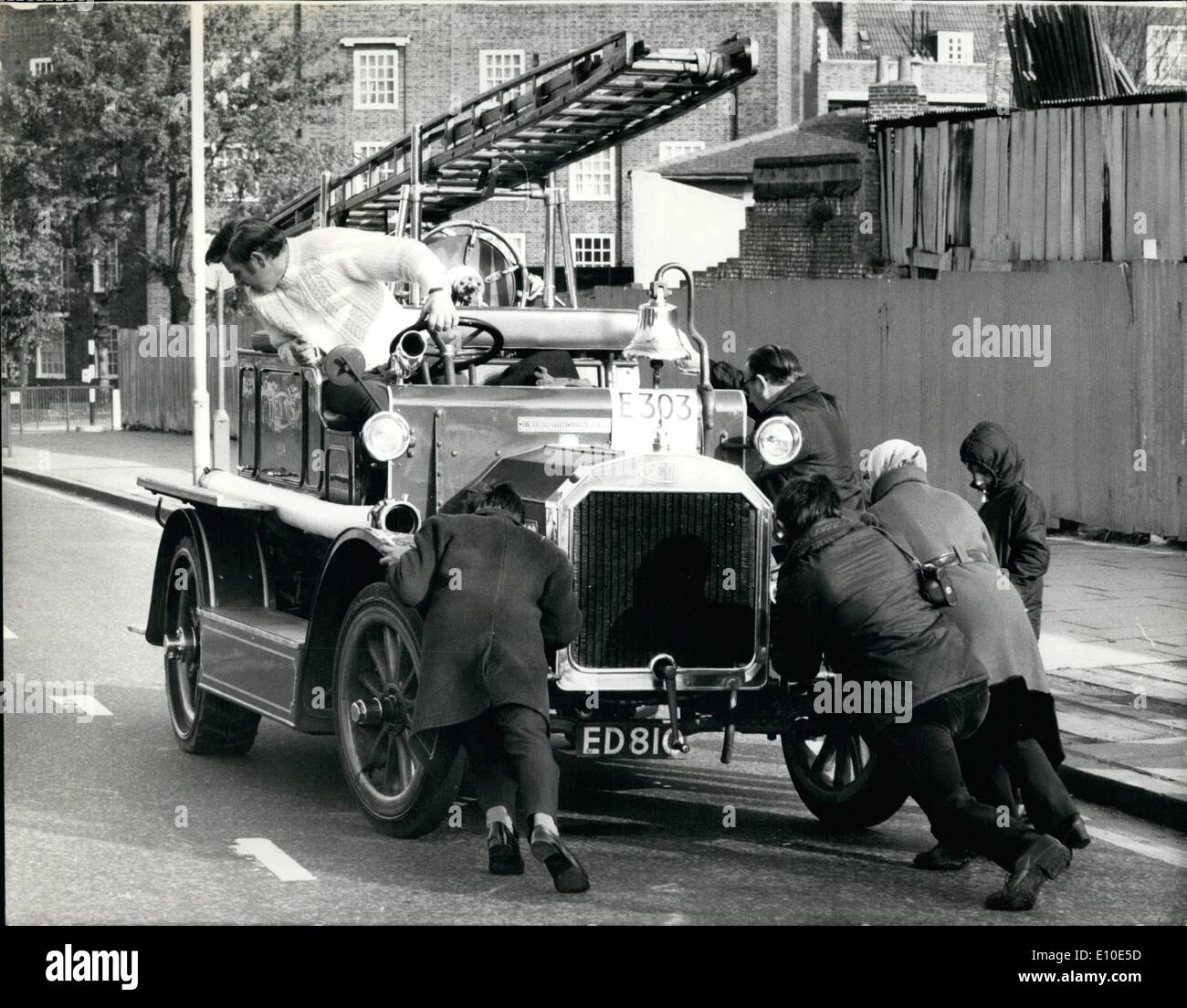 May 05, 1972 - Historic commercial vehicle club run from London to ...