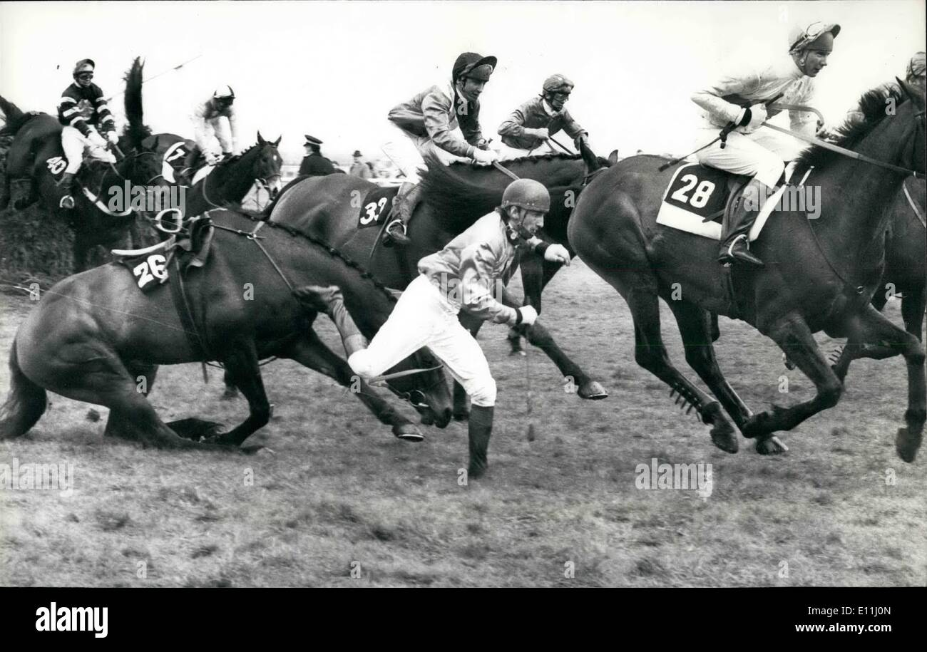 Apr 04 1978 Lucius wins the Grand National Lucius ridden by