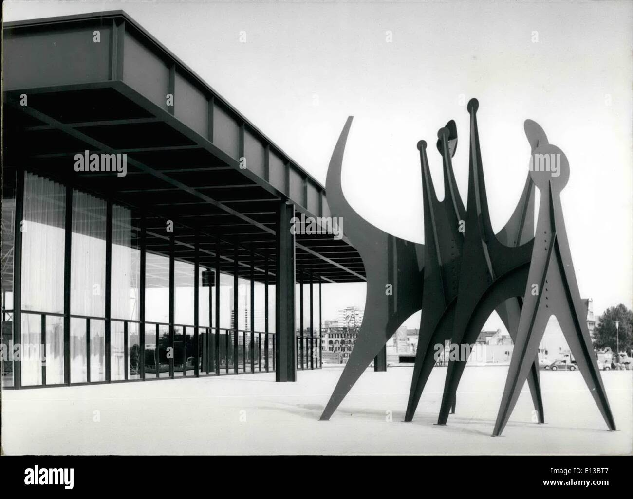 feb 29 2012 new west berlin museum of modern art the stock photo royalty free image. Black Bedroom Furniture Sets. Home Design Ideas