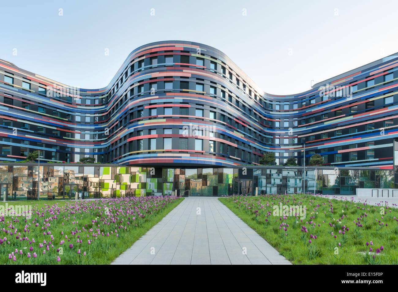 Modern Architecture Germany germany,hamburg, modern architecture, ministry of urban