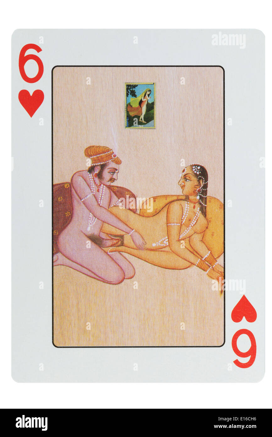sex positions playing cards