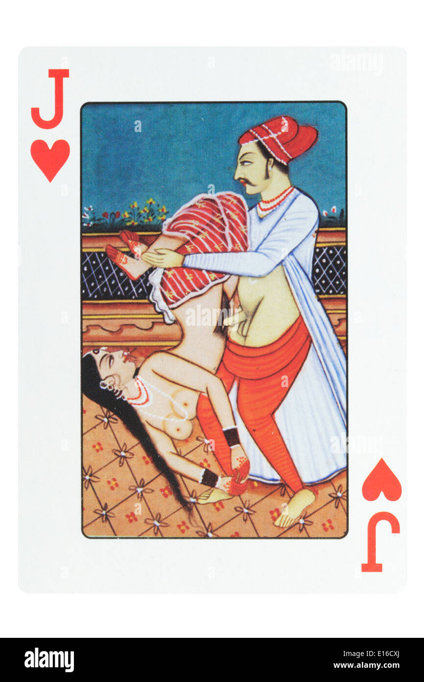 Indian kama sutra position